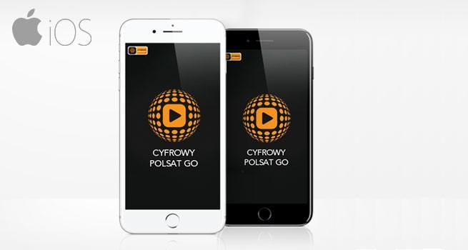 Cyfrowy Polsat GO z nową aplikacją na iOS