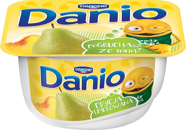"""Danio po 16 latach zmienia logo, a w nowej kampanii """"pozytywnie nastraja"""""""