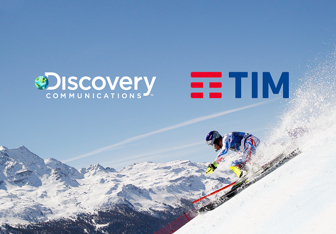 Discovery udostępnia sieciom komórkowym mobilną usługę do transmisji igrzysk olimpijskich