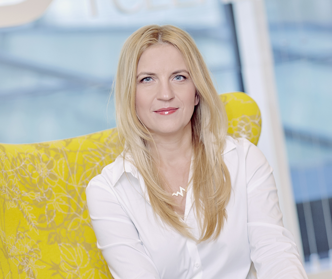 Dorota Żurkowska-Bytner, fot. Discovery Networks