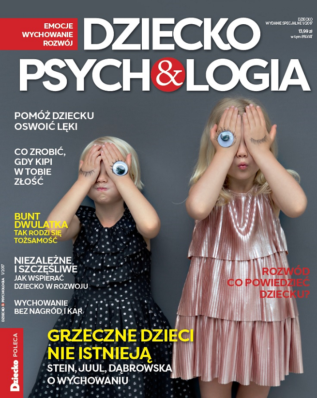 """""""Dziecko & Psychologia"""" - wydanie specjalne miesięcznika """"Dziecko"""""""