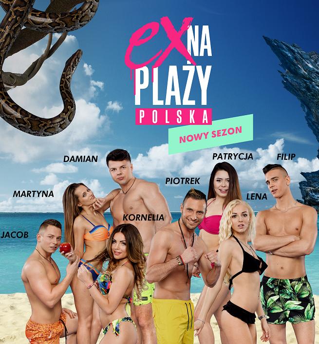 """""""Ex na plaży Polska 2"""" hitem MTV Polska"""