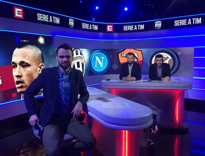 "Eleven Sports Network ze studiem przy meczach i programem ""Eleven Gol Live"""