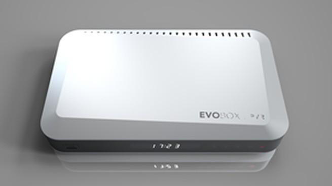 Cyfrowy Polsat z nowym dekoderem Evobox PVR (foto)