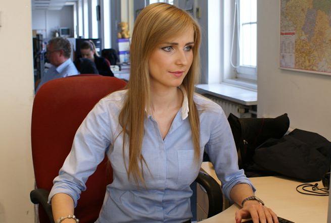 """Ewa Bugała znika z """"Wiadomości"""" i przechodzi do TVP Info"""