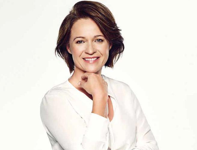 Ewa Drzyzga, fot. TVN