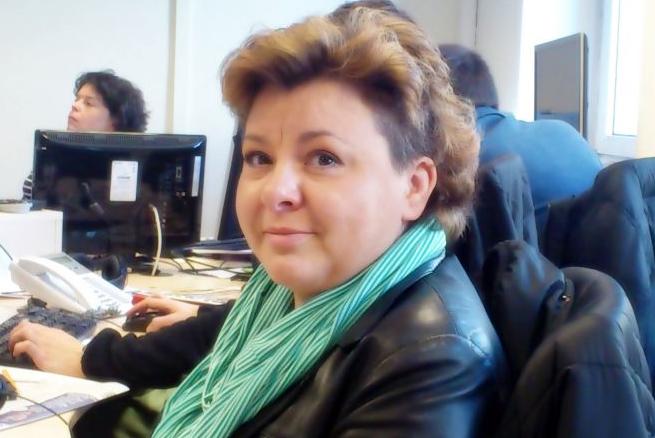Ewa Godlewska-Jeneralska, fot. TVP