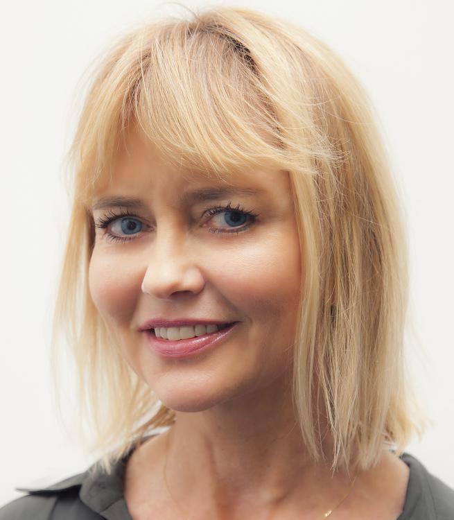 Ewa Leja, fot. TVN