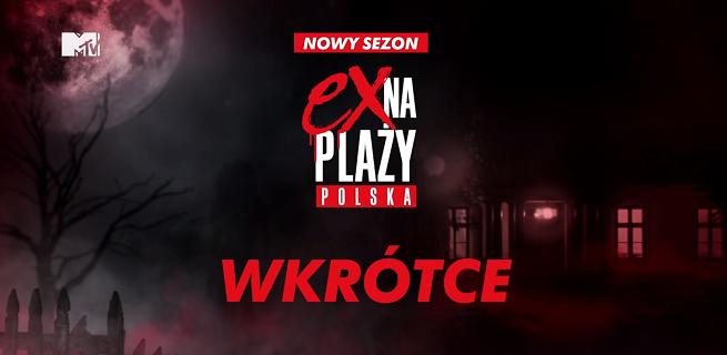 """Alan Kwieciński wystąpi w """"Ex na plaży Polska 3"""". Emisja jesienią"""