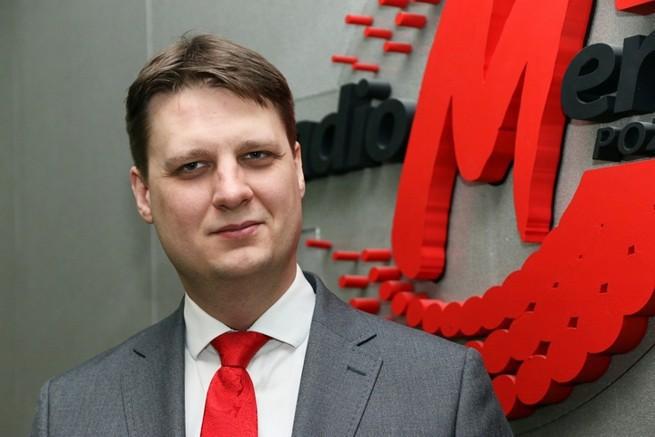 Filip Rdesiński, prezes PR Radia Poznań