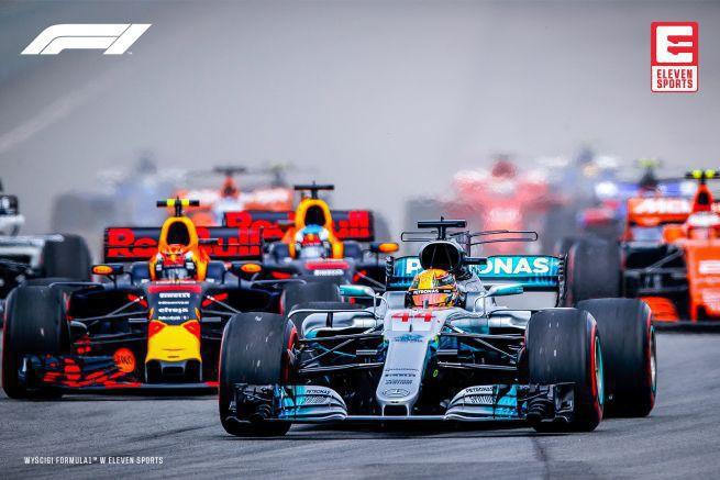 Nowy sezon Formuły 1 w Eleven Sports. Pierwsza transmisja w 4K