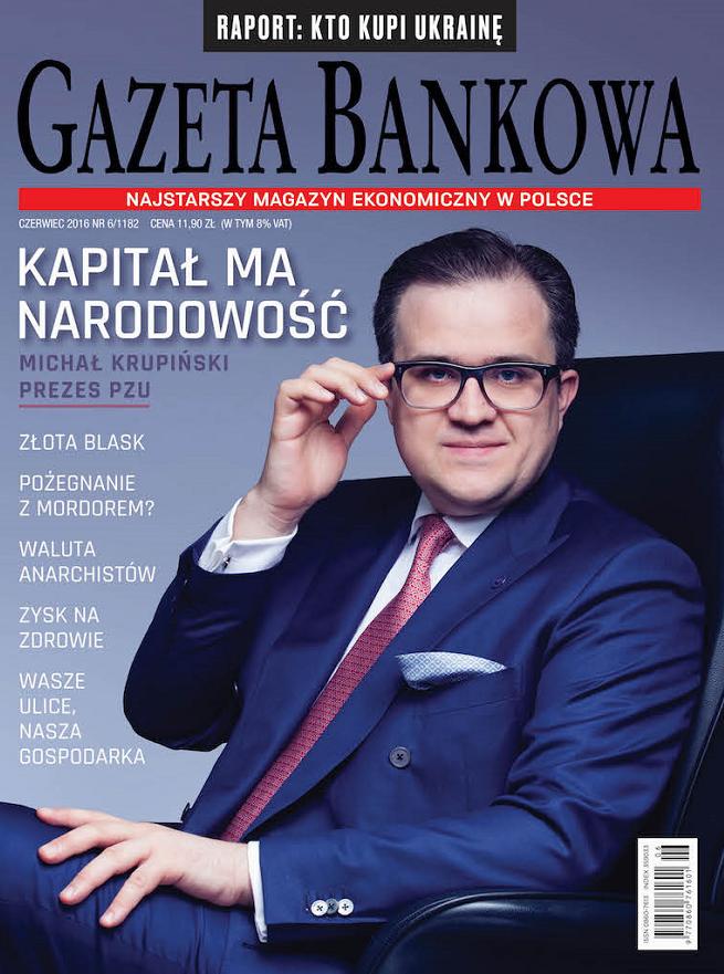 """Radosław Górecki wicenaczelnym """"Gazety Bankowej"""". Pismo rozbudowuje redakcję i odświeża layout"""