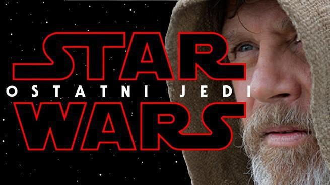 Luke Skywalker przerażony w zwiastunie