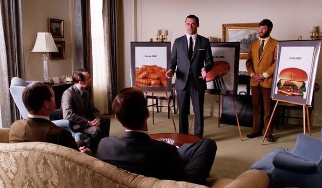 """Heinz rusza z kampanią stworzoną przez agencję Sterling Cooper Draper Pryce z serialu """"Mad Men"""""""