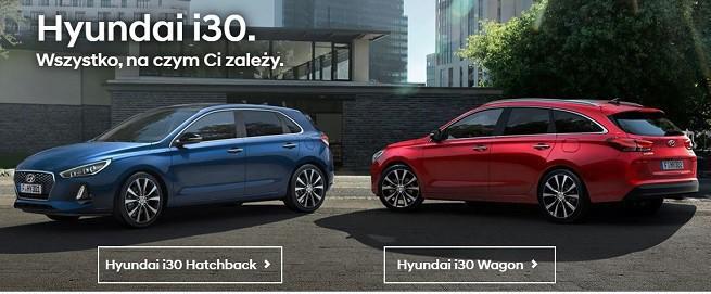 Wysoki standard jazdy i wyposażenia w nowej kampanii Hyundaia i30