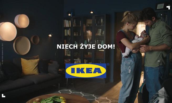 """""""Niech żyje dom!"""" - Bartosz """"Fisz"""" Waglewski w reklamach IKEA (wideo)"""