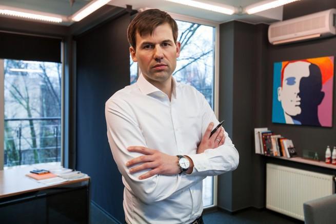 Jacek Olechowski, prezes Mediacapu
