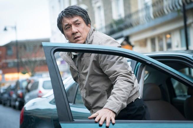 Jackie Chan w filmie
