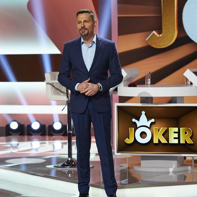 """""""Joker 2"""" od 12 marca w Super Polsacie. Emisja od poniedziałku do czwartku o 20.00"""