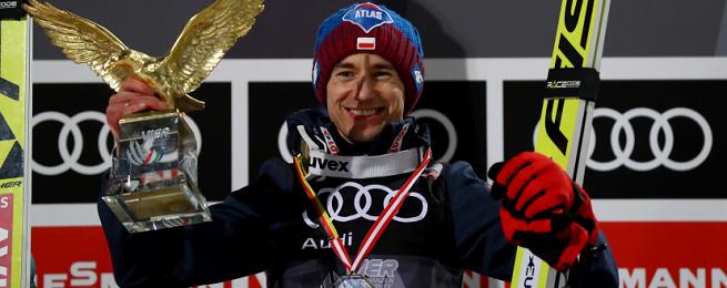 Kamil Stoch; fot. TVP