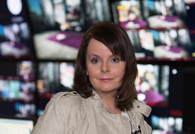 Karolina Korwin-Piotrowska, fot. tvn