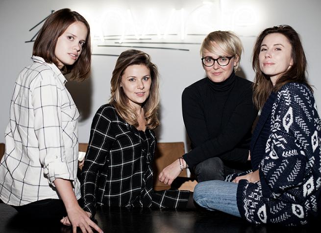Karolina Kowalczyk, Milena Gronau, Ada Kornecka i Antonina Scipio Del Campo na kierowniczych stanowiskach w Papaya Films