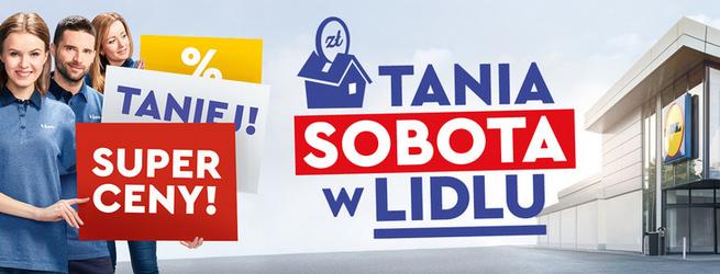 """""""Tania sobota"""" - Lidl promocją odpowiada na ograniczenie handlu w niedziele (wideo)"""