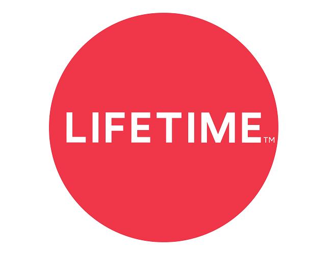 Lifetime dopasowuje logo do logotypu w USA
