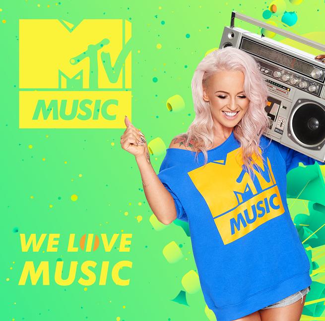 """MTV Music zastępuje VIVA. W ramówce """"MTV Unplugged"""" i program newsowy Niny Cieślińskiej (wideo)"""