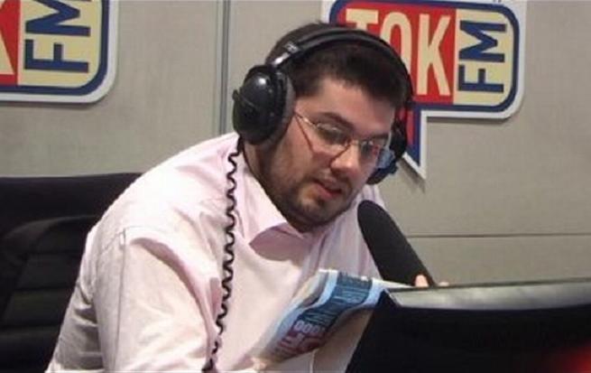 Maciej Głogowski nowym zastępcą redaktor naczelnej Radia TOK FM