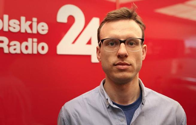 Maciej Kluczka, fot. Polskie Radio 24