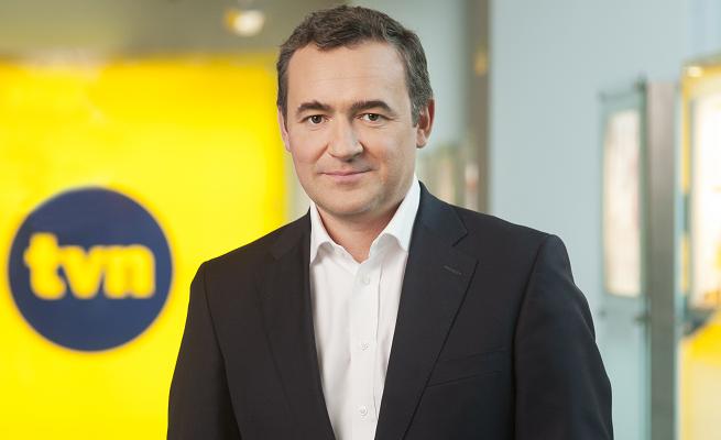Maciej Maciejowski, członek zarządu TVN