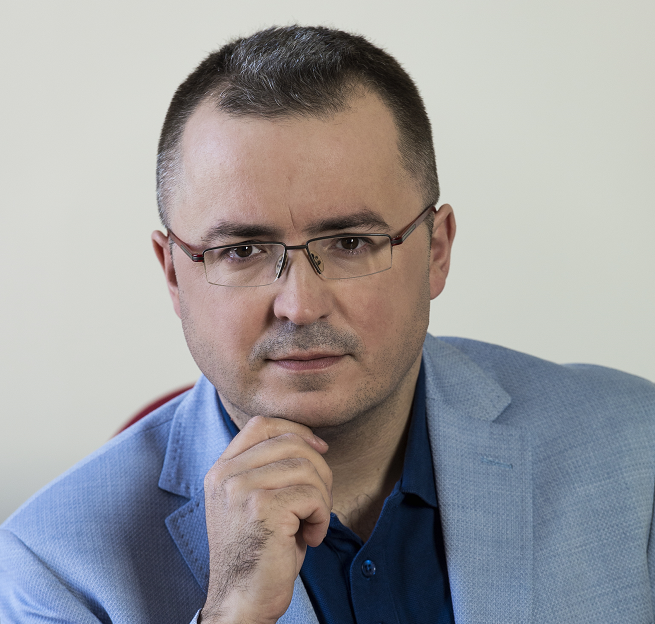 Maciej Radkiewicz nie jest już dyrektorem Biura Reklamy TVP