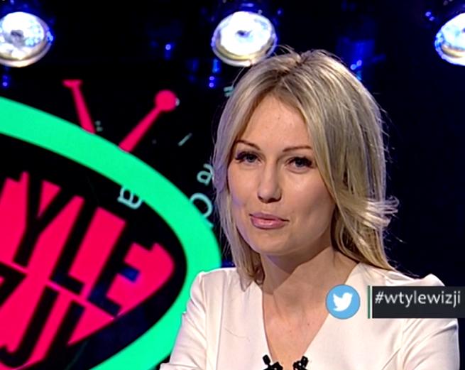 Magdalena Ogórek, fot. TVP Info