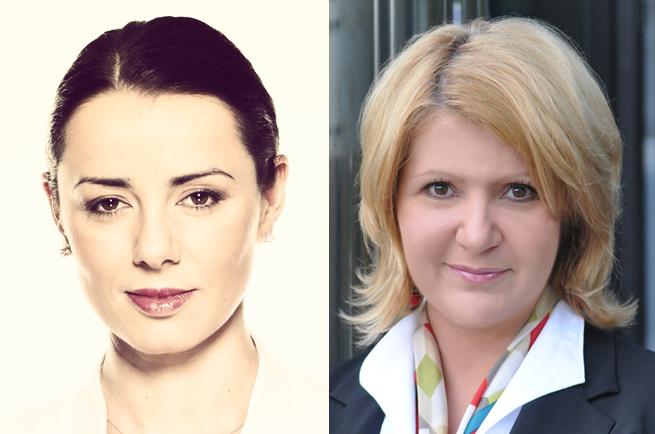 od lewej: Małgorzata Kozieł i Barbara Pijanowska-Kuras - MalgorzataKoziel-BarbaraPijanowskaKuras-655