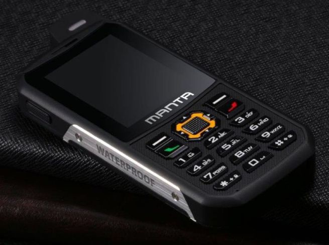 Manta TEL92413 Rocky - telefon ze wzmocnioną obudową za 249 zł (wideo)