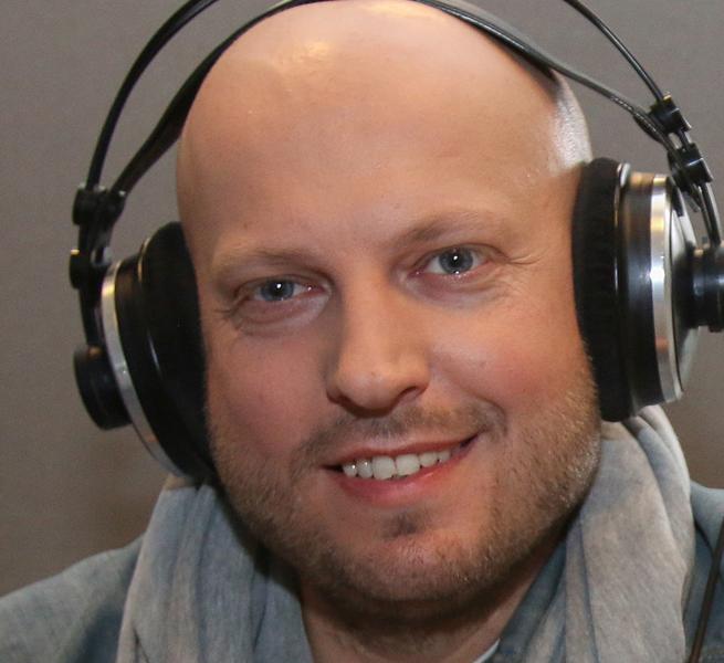 Marcin Powideł, fot. RDC