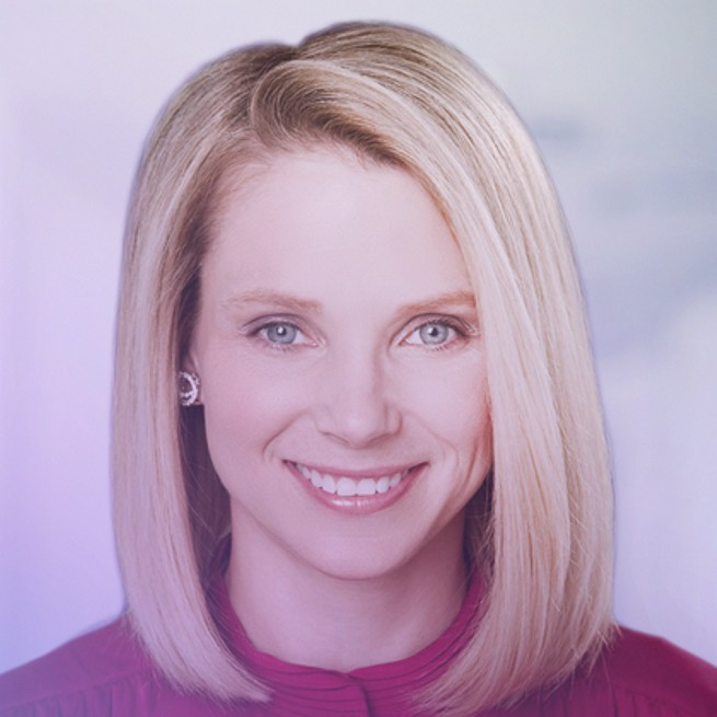 Marissa Mayer, CEO Yahoo