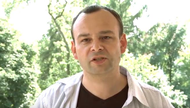 Mariusz Cieślik, fot. Youtube