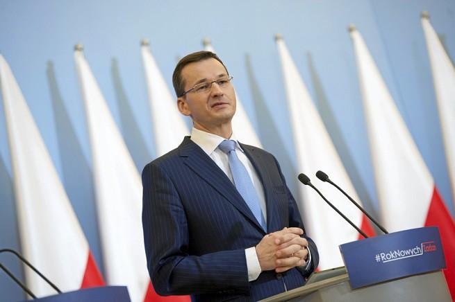 Mateusz Morawiecki, fot. KPRM