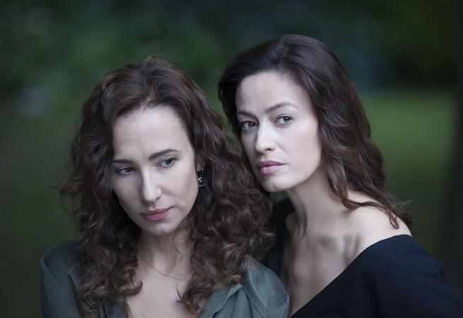 Aleksandra Popławska i Magdalena Różczka, fot. Propeller Film