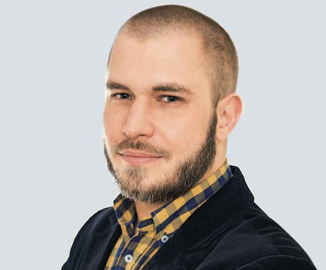 dr Michał Lutostański