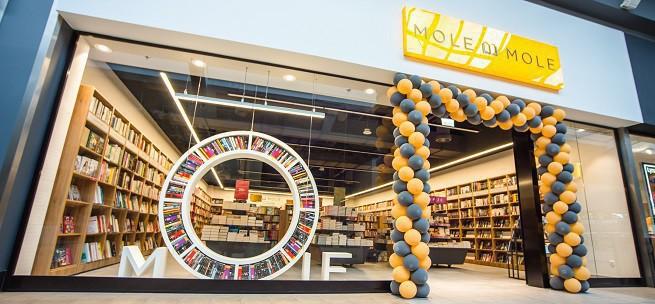 Empik otwiera kolejne księgarnie Mole Mole, ale nie planuje ich kampanii reklamowej