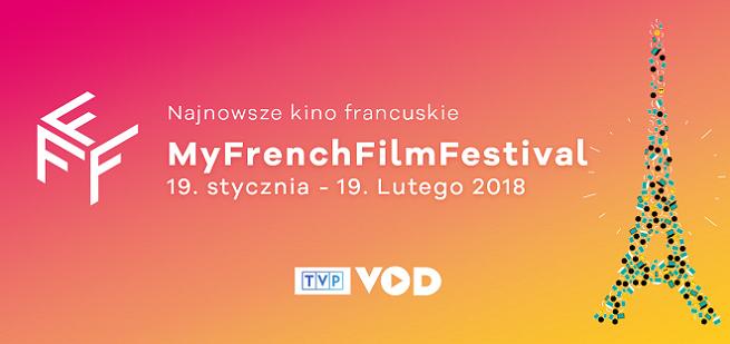 Przegląd filmów francuskich w TVP VOD przez miesiąc za darmo