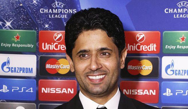 Nasser al-Khelaïfi, fot.: Wikipedia/Aisha Sahukar