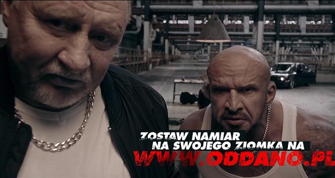Andrzej Grabowski i Tomasz Oświeciński jako Rodzina Oddano w teaserowej kampanii (wideo)