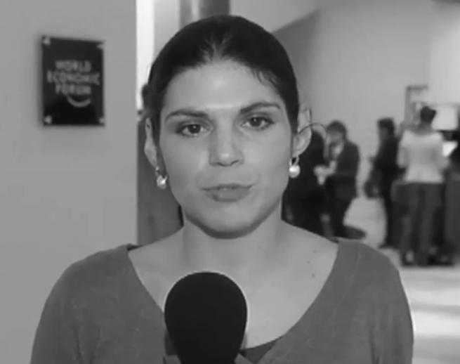 Pamela Bem-Niedziałek, fot. TVN24 BiS
