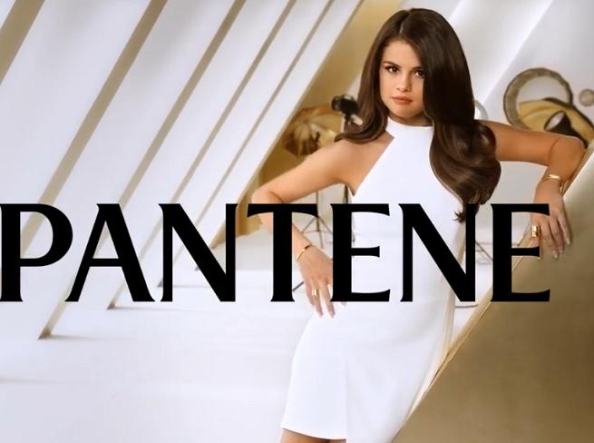 Selena Gomez promuje nową odżywkę do włosów Pantene Pro-V (wideo)