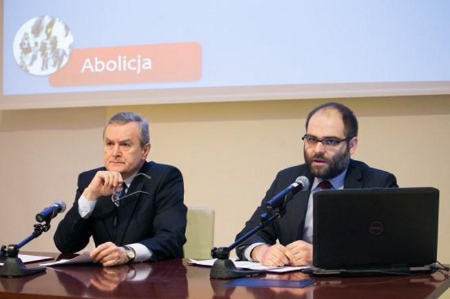 Wicepremier Piotr Gliński i wiceminister Paweł Lewandowski, fot. Danuta Matloch