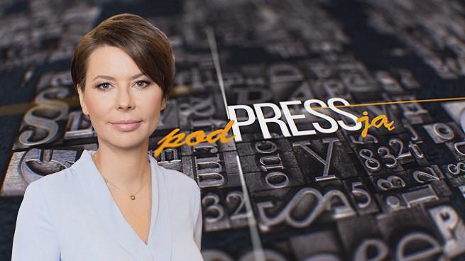 """76 tys. widzów programu Joanny Wrześniewskiej-Sieger """"Pod pressją"""""""